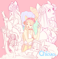 [C] Chiara Sketchpage by MMXII