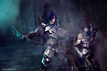 Diablo III - Time to Hunt by vaxzone