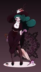 Eclipsa the Queen of Darkness by Cinnamon6