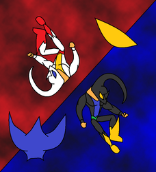 Destination Imagination- Shadow of Alpha by Thesimpleartist4