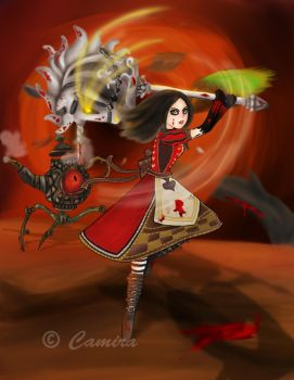 Alice Madness Returns by Cam1ra