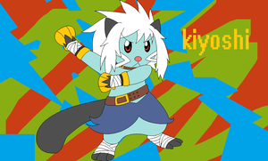 Request: Kiyoshi by TheEquifox