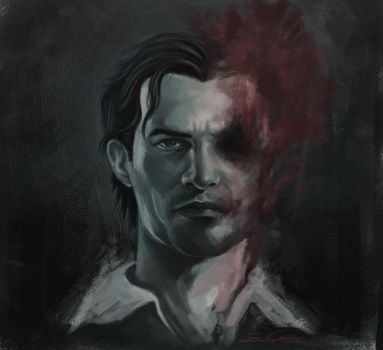 The Evil Within by SilentReaper