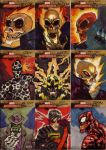 marvel sketch cards 07to15 by anjinanhut