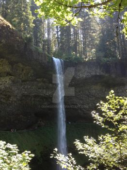 Silver Falls State Park by Omnisense by OmniSense