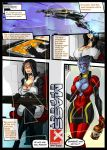 Mass Effect comic Commission by Kamina1978