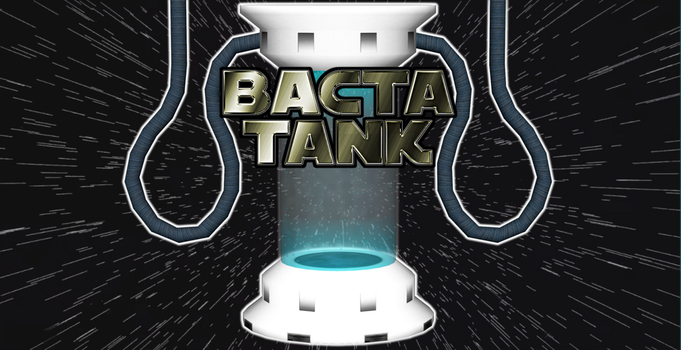 Bacta Tank [MODEL DOWNLOAD] by That-3D-Ginger