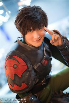 Hiccup by liui-aquino