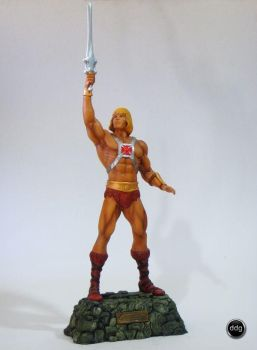 He-man Master Of the universe1 by ddgcom
