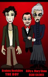 Horror LineUp:  The Boy - Dead Silence by Lordwormm