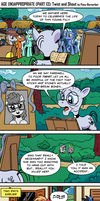 Age (In)appropriate (Part 13): Twist And Shout by Pony-Berserker