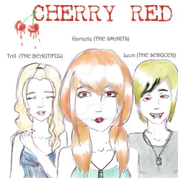 cherry red-TITLE PAGE- by solilly