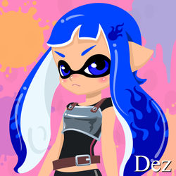 Dez Inkling Form by TheCriticalKidd