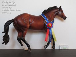 Collection Images: Harley D Zip by Breyer by CarolaFunder