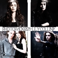 +PHOTOPACK 021//LILY COLLINS by PhotoshootsSST