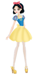 Ever After High : Snow White by MrsGwenie