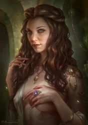 Margaery Tyrell by Dopaprime