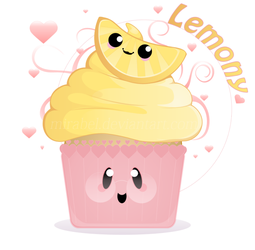 Sunny Cupcake by Mirabel