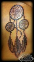 Dreamcatcher 2 by state-of-art-tattoo