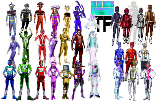 TASK FORCE UNIVERSE DOSSIER by LeveyYes