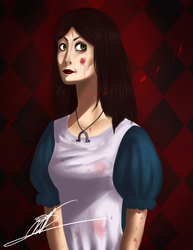 Alice by nathal32