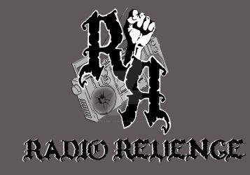 Radio Revenge Logo by DeadSkyDesigns