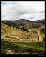 The Wall 2 by rosmar71