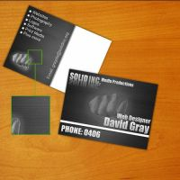 Business Cards v2 by Grayda