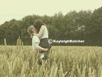 The First Field We Loved In by KayleighBPhotography