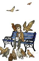 Eleven's Birds of A Feather by rachelroach