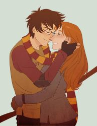 Head Boy and Girl by conniiption