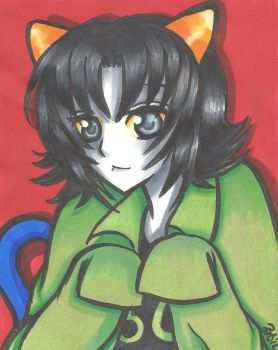 Nepeta by meowgrowl