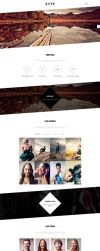 Case - One-page WP Theme by wpthemes