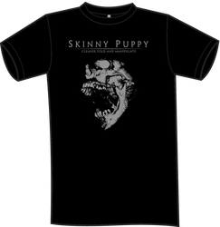 Skinny Puppy Cleanse.. T-shirt by udodeffen