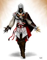 Assassin's Creed by ConnieUitsu