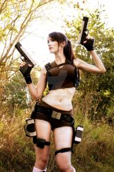 Lara Croft Tomb Raider Underworld by SophieValentineCos