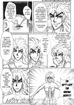 Dio's new body by MoonBeamDust