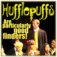 Hufflepuffs Finders by kimsta192