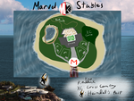 Marvel Stables Map by allisonneal