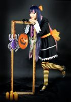Stocking Cosplay (Halloween ver.) by Livy-Livy