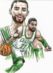 copic-sketch-kyrie irving by emmanuelxerxjavier