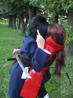 Cosplay Hashirama Madara 24 by NakagoinKuto