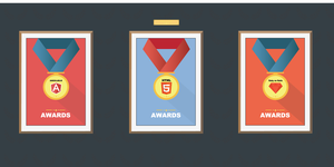 Flat medal awards by jozef89