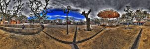 Cannes at 360 Degree II by Aerostylaz