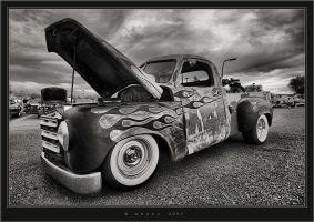 Studebaker Truck by HogRider