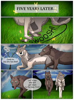 Mana Wolves - Page 1 by KeitiWolf