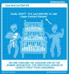 Live And Let Diet #2 by schizmatic