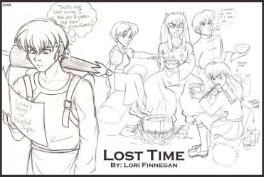 Lost Time-I wouldn't eat that by irishgirl982