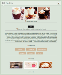 Coffe l Page non-core by SileentDo