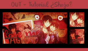 Out - Tutorial Shojo? by AnnieDiaz98